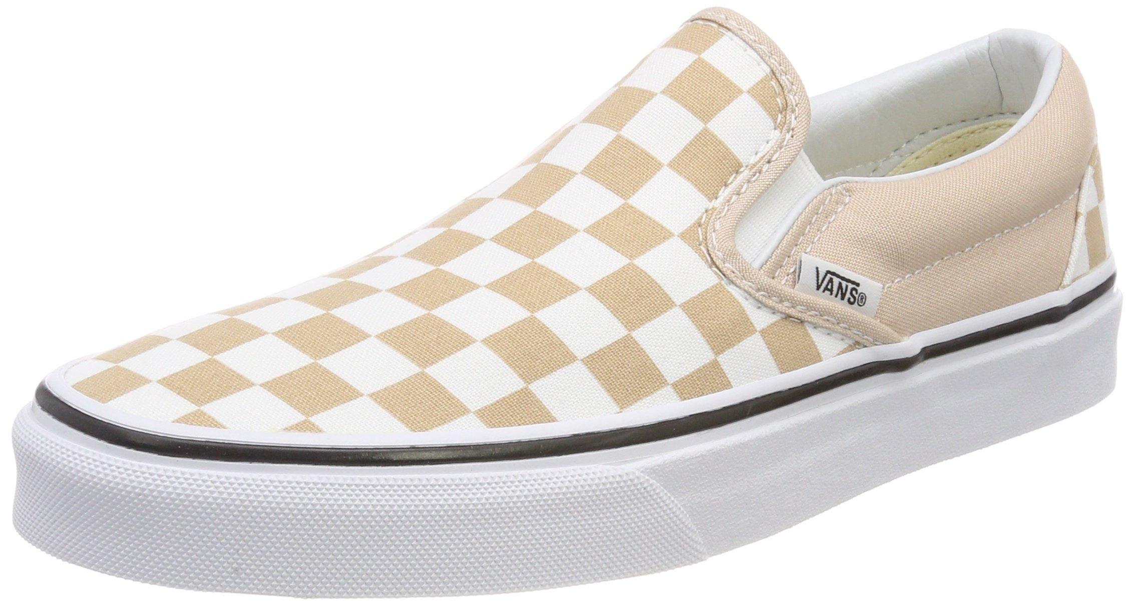 3be35eaf4f Get Quotations · Vans Classic Slip-on Checkerboard Unisex Slip On