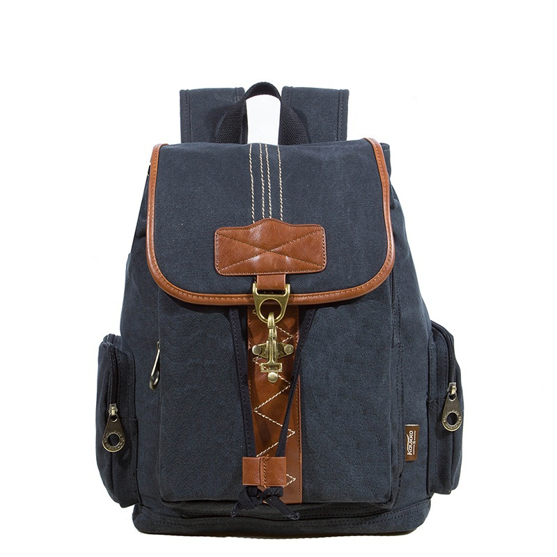 Vintage Backpack Men Fashion Women Shoulder Bag Canvas Backpack Multi-Color Leisure Travel School Bags Unisex Backpacks Bolsos