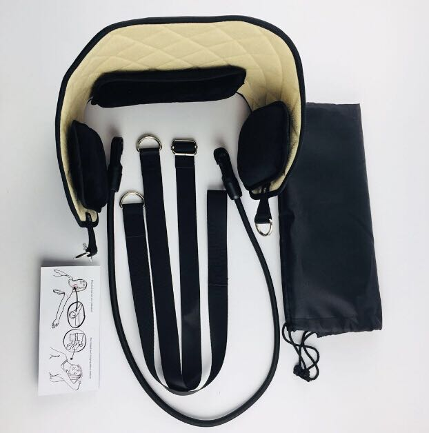 Neck Head Hammock Portable Cervical Traction <strong>Device</strong> for Neck Pain Relief and Physical Therapy