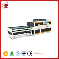 WVP2300A-1Z automatic pvc veneer vacuum membrane press