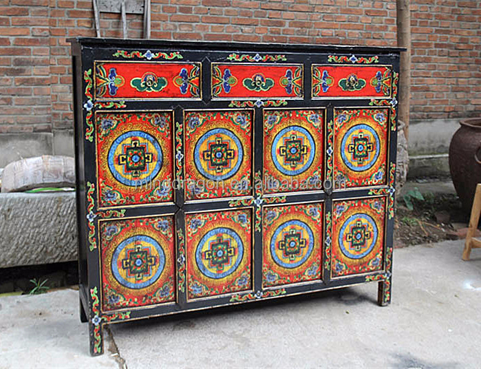 Superieur Tibetan Furniture,Antique Tibet Cabinet,Living Room Furniture   Buy Living  Room Furniture,Antique Style Wooden Cabinet,Tibetan Cabinet Product On  Alibaba. ...