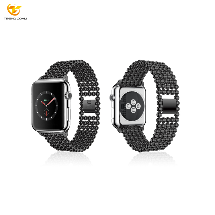 Smart Strap Metal For Apple iwatch 1/2/3/4 Watch Band Stainless Steel
