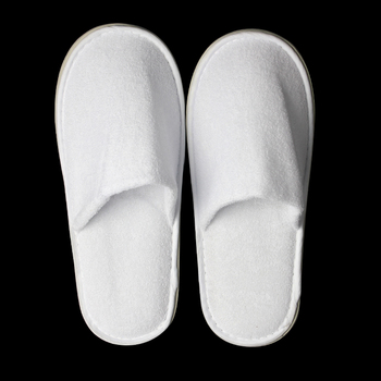 Factory supplier fashion Eco friendly disposable washable hotel slipper