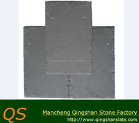 traditional black Chinese Slate, Roof Slate tiles