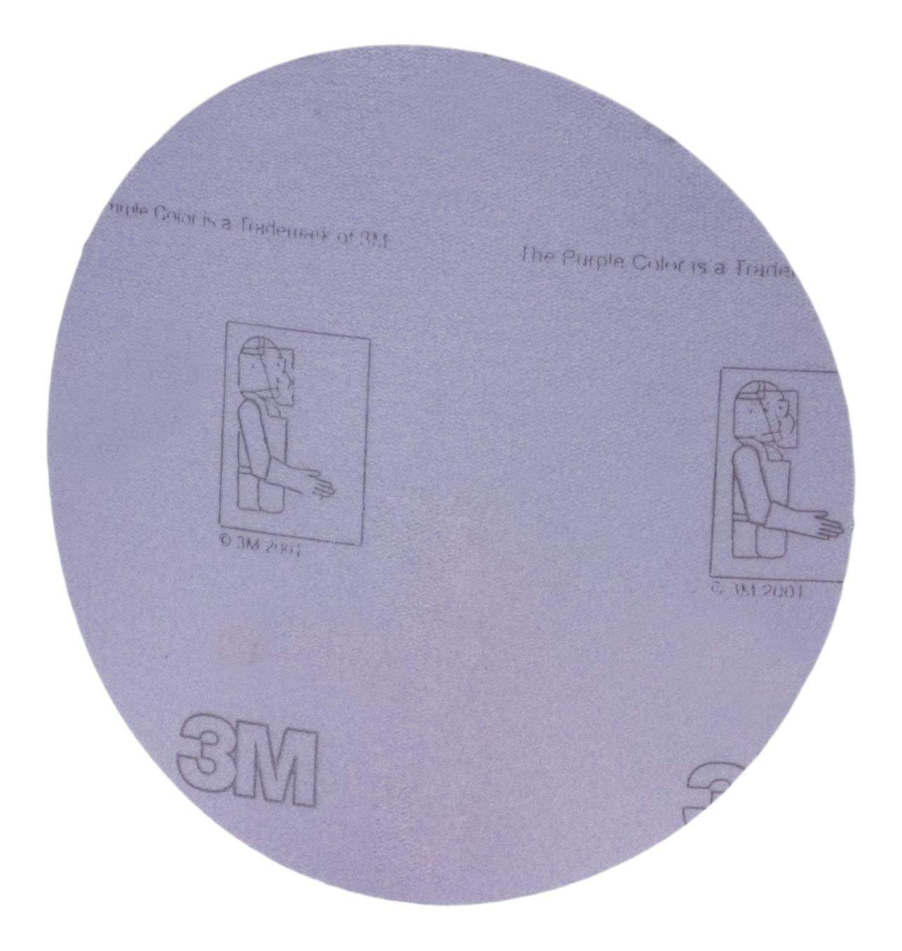 3M Hookit Film Disc 360L, 3 in x NH P800, 50 per inner 200 per case (Pack of 50)