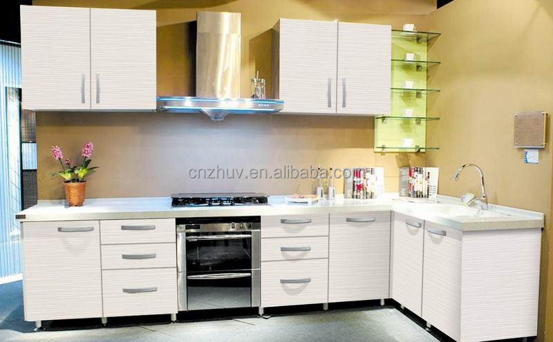 L Shaped Modular Kitchen Designs View Kitchen Design Chiwah Product Details From Guangzhou Zhihua Kitchen Cabinet Accessories Factory On Alibaba Com