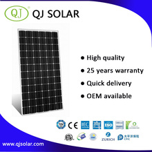 Monocrystalline 200 watt solar panel for solar power system