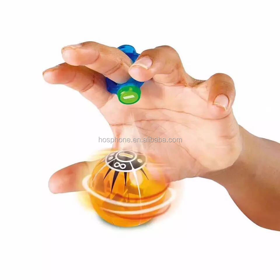 2018 New Toy Magic Speed Magneto Spheres Magnetic Flashing Glowing Ball Spinner Toy Stress Reducer Gift For <strong>Kids</strong>