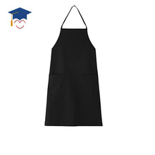 Hotsell Cheap Kitchen Black Apron