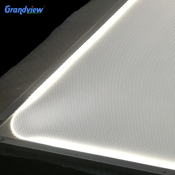 LED light guide panel clear pmma laser panel LGP