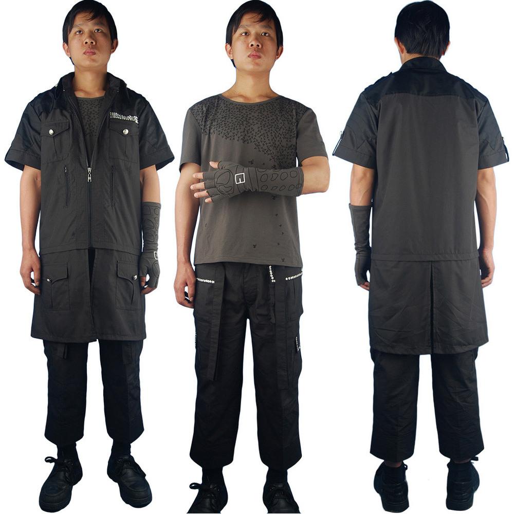 get quotations final fantasy xv cosplay noctis lucis caelum costume uniform for boys men halloween costumes comic