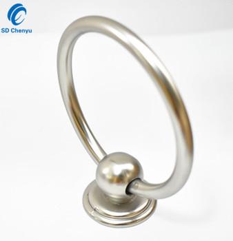 Verwonderend Moderne Eenvoudige Glanzende Parel Nikkel Drop Ringen Houten Stoel VQ-11