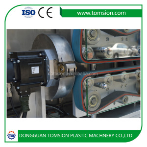medical pipe making extrusion machine for FEP /TPU/PVC/PE medical pipe