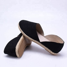 TIANXIU Brand Wholesale China Cheap Shoes Foldable Easy Wear, Ladies Flat Casual Shoes Espadrilles