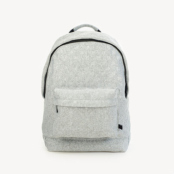 Soft Classic Grey Jersey Backpack Men Women Urban Bag For Adults ... a49f4baa83