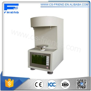 lab equipment surface tester calibration easily