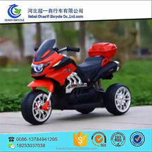 Cool children electric motor motorcycle/Ride On Toy Style and baby Car 6v battery powered