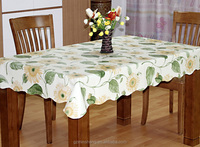 garden yard tablecloth waterproof easy cleaning table cover outdoor used