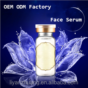 OEM factory supply anti aging peptide Serum for face, anti-wrinkle solution,argireline serum customizable