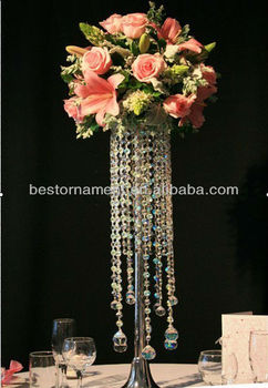 Acrylic table top chandelier centerpieces for wedding buy table acrylic table top chandelier centerpieces for wedding aloadofball Gallery