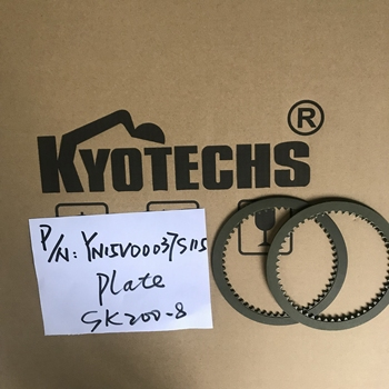 YN15V00037S115 PLATE FOR SK200-8