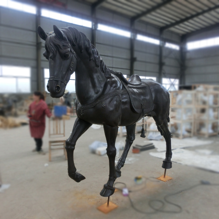 Outdoor Horse Statues, Outdoor Horse Statues Suppliers And Manufacturers At  Alibaba.com