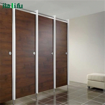 Wood Commercial Bathroom Cubicle Stall Walls Indoor Partitions Buy - Wooden bathroom stall doors