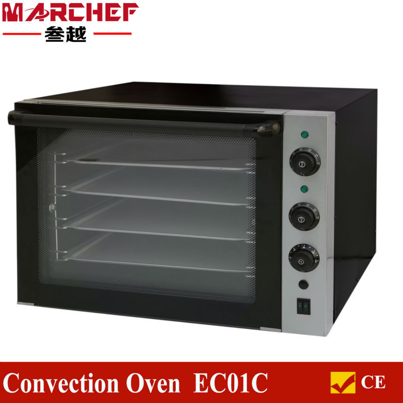 Twin Fans 4trays Electric Commercial Baking Stainless