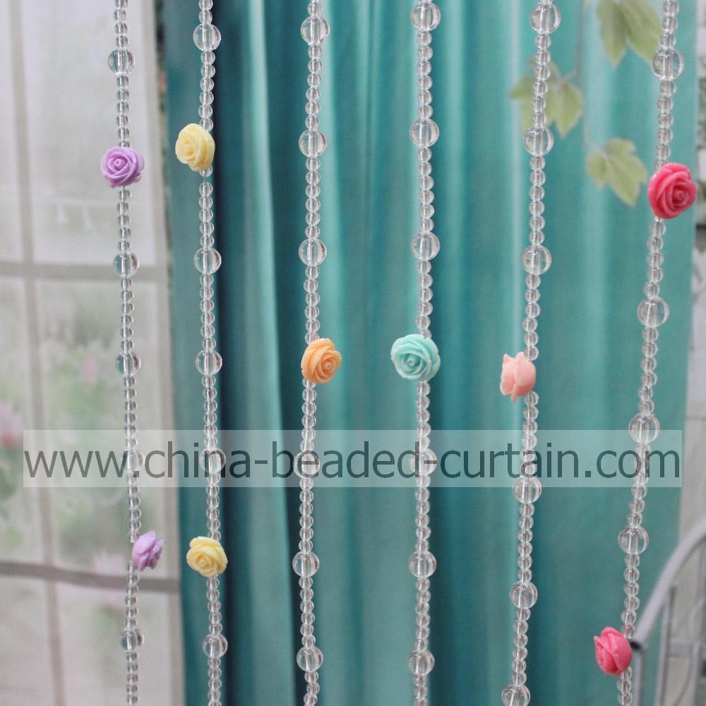 Teal curtain beads - Crystal Bead Window Curtains Crystal Bead Window Curtains Suppliers And Manufacturers At Alibaba Com