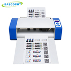 Bascocut A3 plus cutting width automatic paper feed sticker label die cutting machine