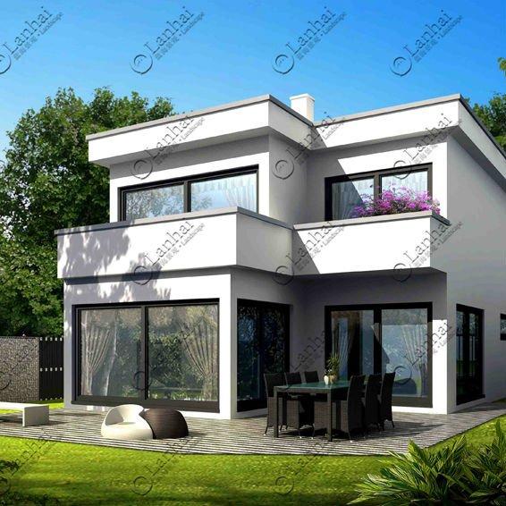 Architecture Design Small Villa Design
