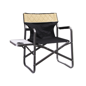High quality Factory Camping chair customized updated foldable director chair