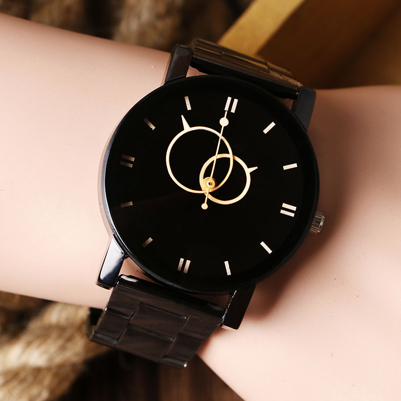 Watches Cute Special Hands Wrist Watch Women Men Quart-watch Ladies Girls Casual Hour Clock Relogio Feminino Creative Gift
