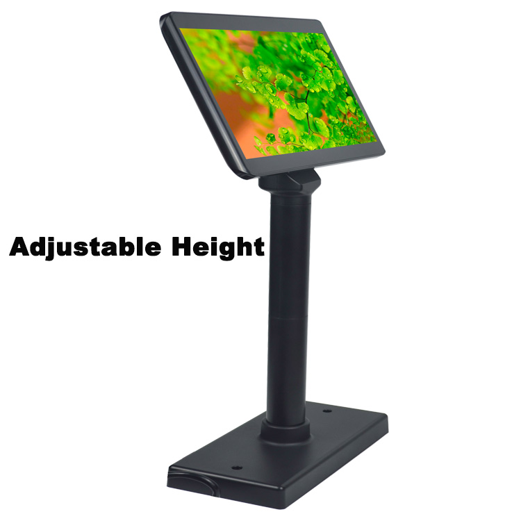 "4:3 LED Square Touch Screen Open Frame 10""12""15""17""19 inch Industrial LCD Monitor"