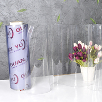 thick clear plastic table cloth,pvc roll