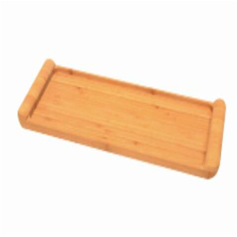 Searun Large wood tray for ottoman , tapas dish and wood tray
