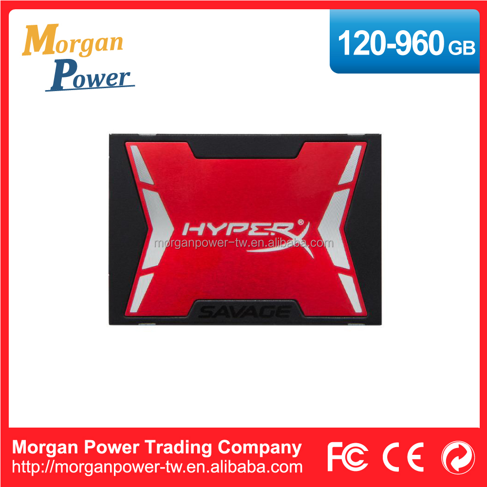 Latest technology Kingston HyperX Savage SSD 120GB SATA Hard Drive 2.5 (7mm height) Solid State Drive