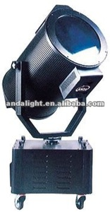7KW high power outdoor searchlights