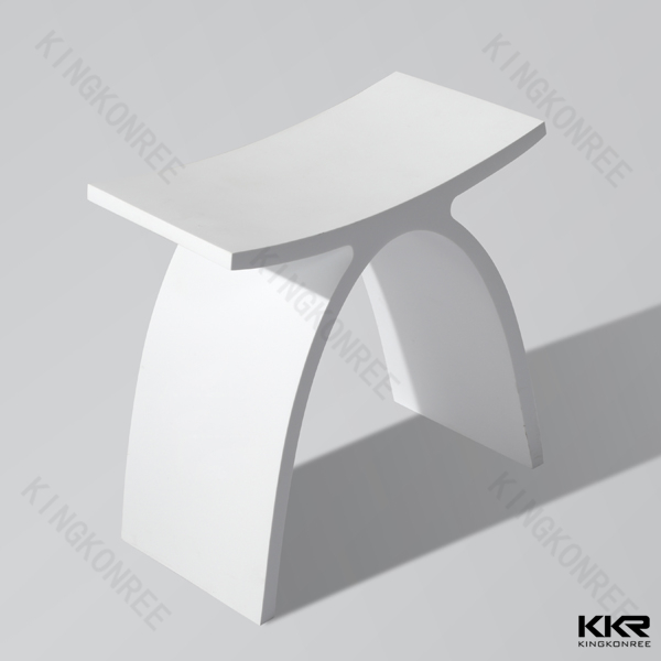 Acryl Hocker F?r Dusche : Acrylic Bathroom Stool