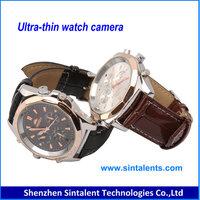 Fashion 1080P Full HD IR Watch wrist hand camera voice recorder motion detection mini camera watch