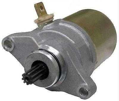Discount Starter & Alternator 18644N Eton & Polaris Powersport ATV's Replacement Starter