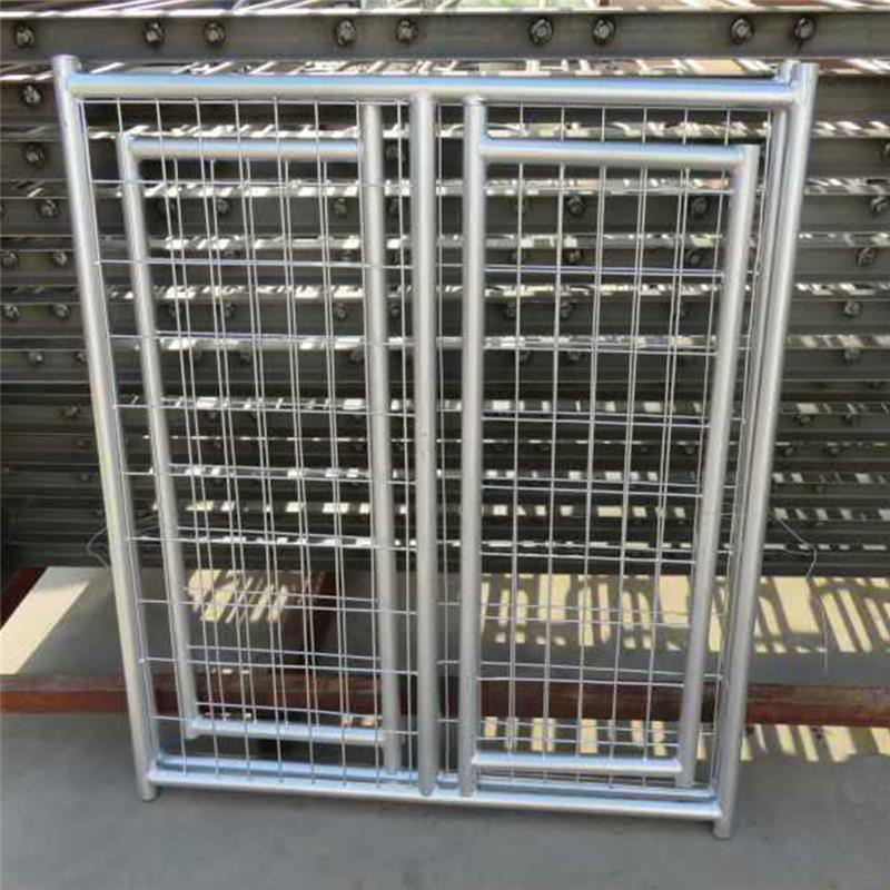 Factory wire diameter 3mm - 6.0mm heavy duty dog crates for wholesales