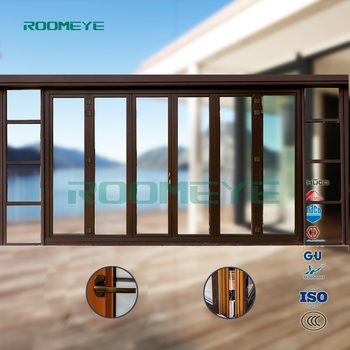 Schon Balkon Außen Bifold Tür Kunststoff Tür Pvc Falttüren