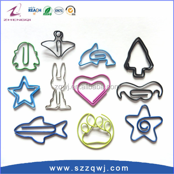 Stainless steel paper clip Office binding supplies, Metal paper clip factory