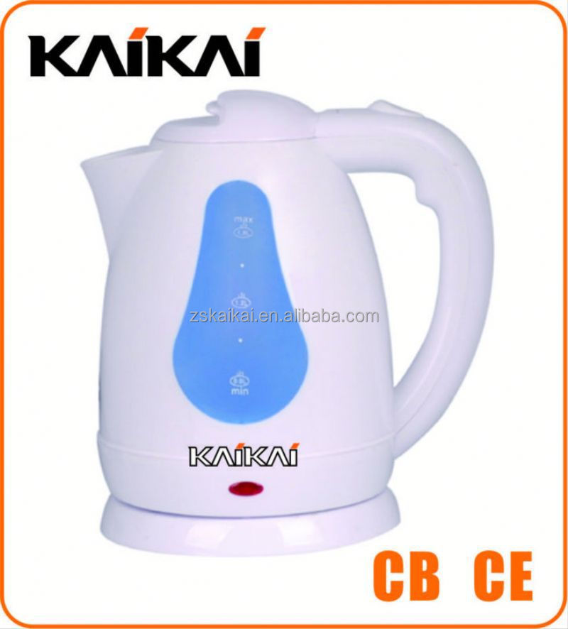China manufacturer quick automatic boiling kettle parts