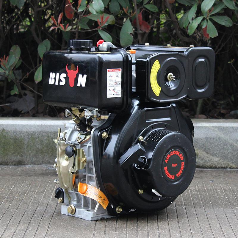 4 Takt Motor 178f Diesel Motor 5pk Luchtkoeling