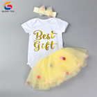 china importing girl gift romper set wholesale newborn baby clothes