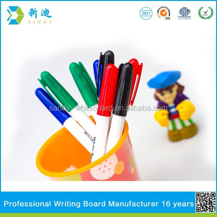 Lanxi xindi kids color marker for whiteboard