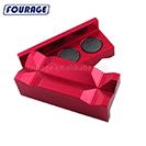80 шт. 8 размеров-3AN to-16AN NBR Резина ORB уплотнительное кольцо комплект набор Ассортимент Коробка для адаптеров