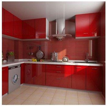 Pintura Uv Tarjeta De Color Para Gabinete De Cocina Puerta - Buy ...